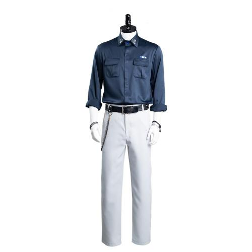 Game Light And Night Osborn Shirt Pants Outfits Halloween Carnival Suit Cosplay Costume