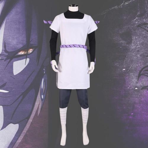 Orochimaru From Naruto Halloween Cosplay Costume
