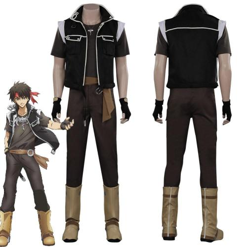 Sorcerous Stabber Orphen: Battle Of Kimluck- Orphen Outfits Halloween Carnival Suit Cosplay Costume