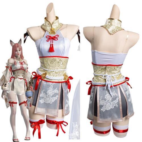 Game Naraka: Bladepoint -Kurumi  Halloween Carnival Suit Cosplay Costume