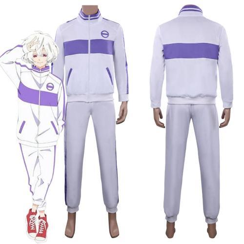 Anime Bakuten/Backflip!! Tsukiyuki Mashiro Outfits Halloween Carnival Suit Cosplay Costume