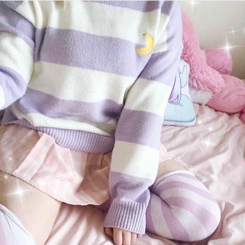 Magic Moon Knit Sweater