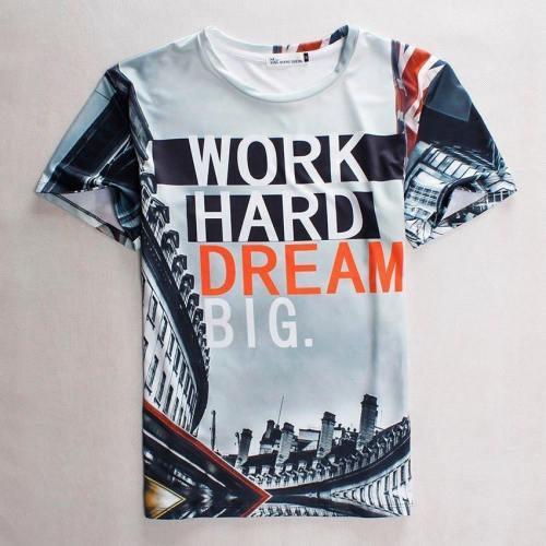 Summer Fashion T-Shirt Men/Women V1