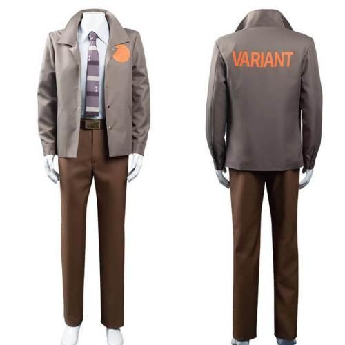Movie Loki Variant Cosplay Costume Outfits Halloween Suit