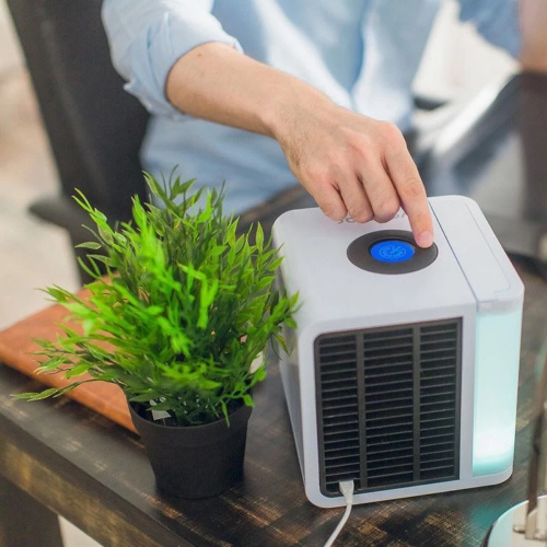 Led Portable Air Conditioner