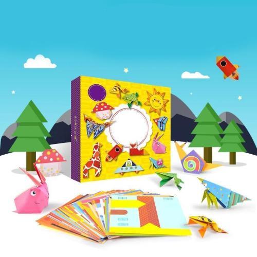 Diy Children'S Origami Kit