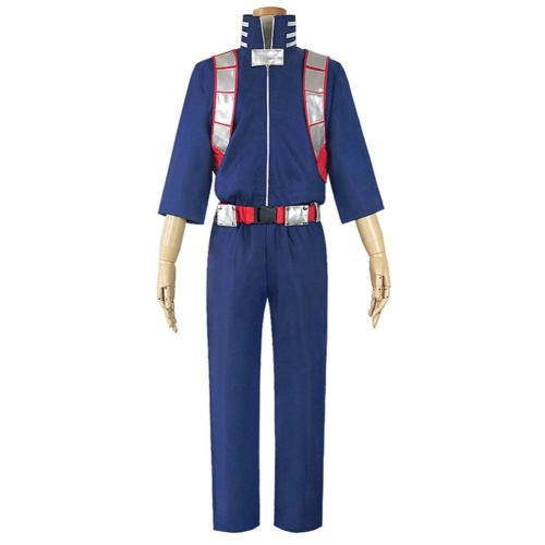 My Hero Academia Todoroki So Outfits Halloween Carnival Suit Cosplay Costume