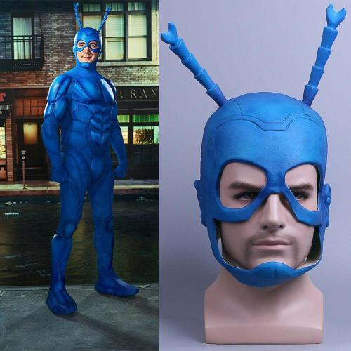 The Tick Mask Cosplay Tick Mask Handmade Mask Halloween Party Mask Props