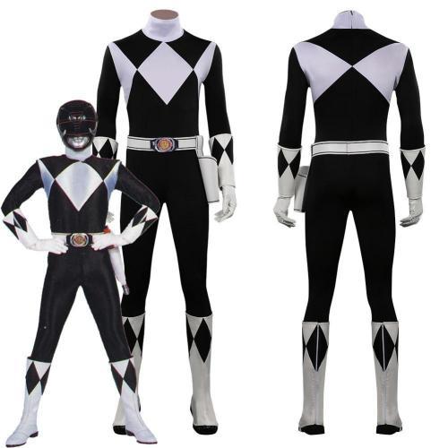 Anime Kyoryu Sentai Zyuranger - Goushi/Mammoth Ranger Bodysuit Outfits Halloween Carnival Suit Cosplay Costume