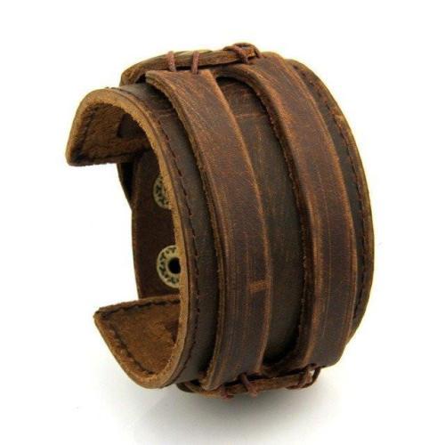 Rogue Leather Bracelet