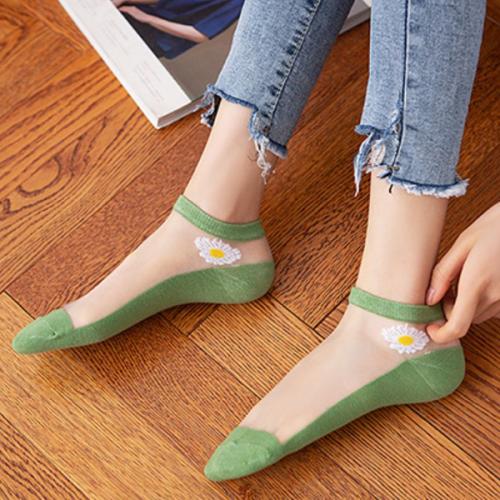 Summer Women Lace Ankle Socks
