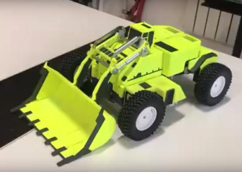 Transformers - Remote Control Model