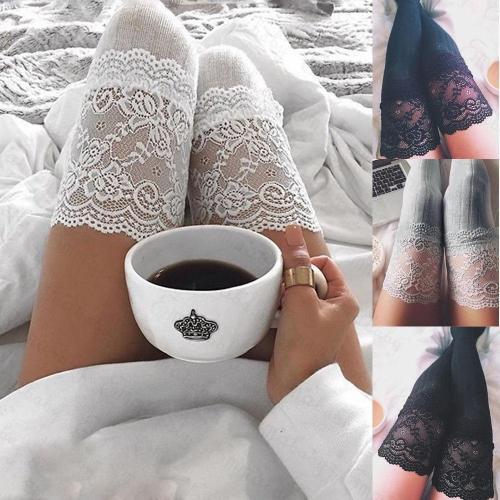 Lady Lace Stockings