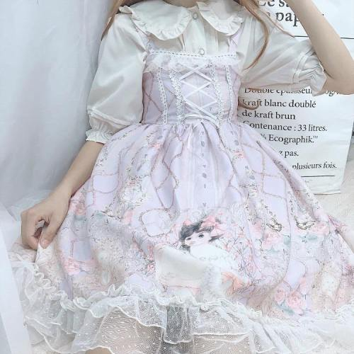 Porcelain Doll  Dress