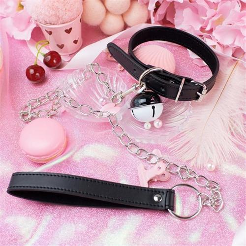 Jingle Bell Leash & Collar