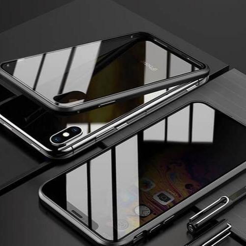Anti-Peep Magnetic Phone Case