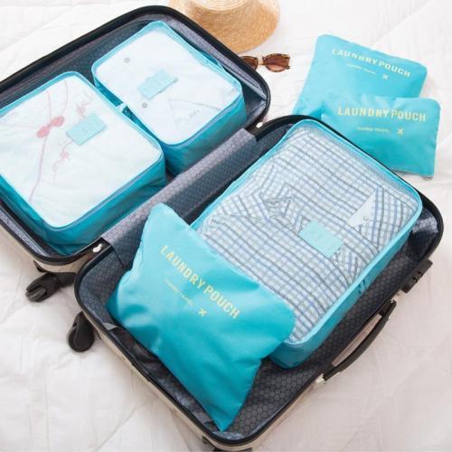 Travel Packing Organizer Set