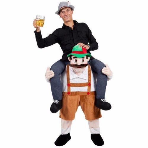 Oktoberfest Carry Me Costume - Limited Edition!