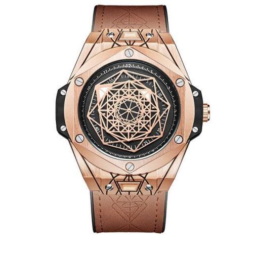 Casual Quartz Timepiece