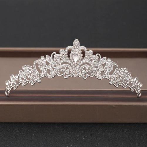 Shining Crystal Bridal Crowns