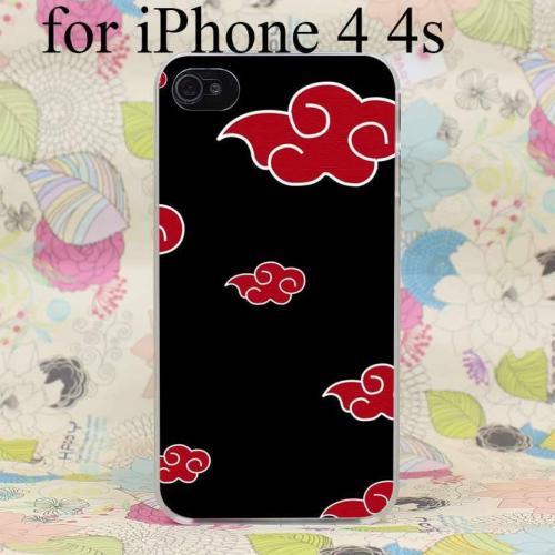 Naruto Akatsuki Artistic Iphone Case