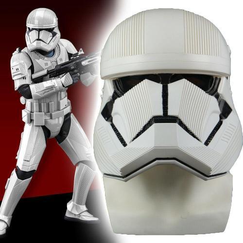 Star Wars 9 The Rise Of Skywalker Sith Trooper Helmet Cosplay Halloween Prop Pvc
