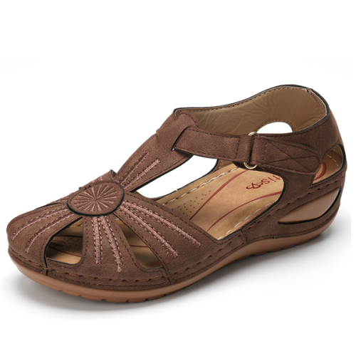 Casual Comfort Wedge Sandals