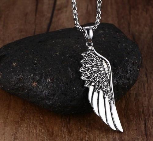 Guardian Steel Necklace