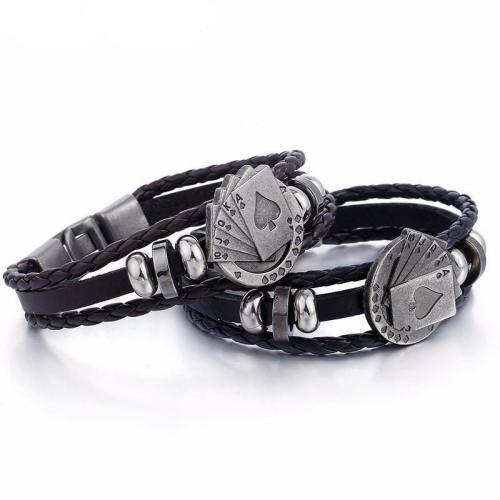 Lucky Spade Bracelet