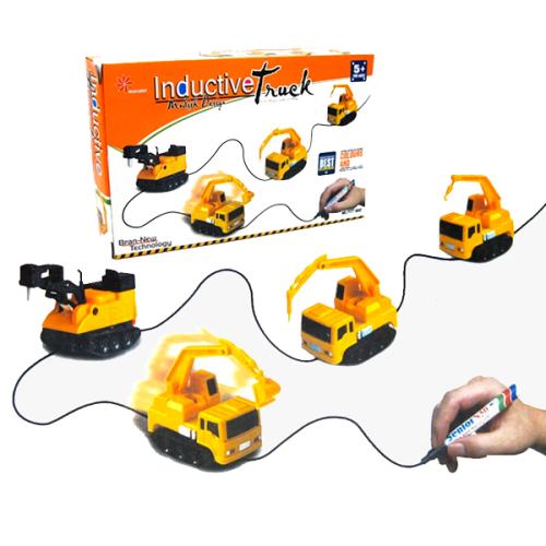 Original Magic Toy Truck