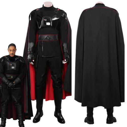 Star Wars The Mandalorian-Moff Gideon Outfit Halloween Carnival Costume Cosplay Costume
