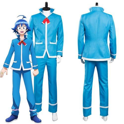 Welcome To Demon School! Iruma-Kun Iruma Suzuki Outfits Halloween Carnival Suit Cosplay Costume