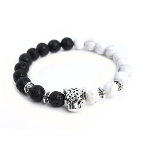 Tibetan Tiger Beads Bracelet