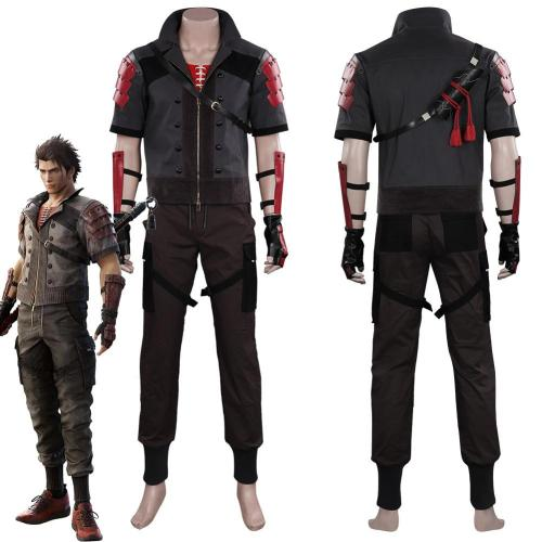 Final Fantasy Vii Remake Intergrade Sonon Kusakabe Skirt Outfits Halloween Carnival Suit Cosplay Costume