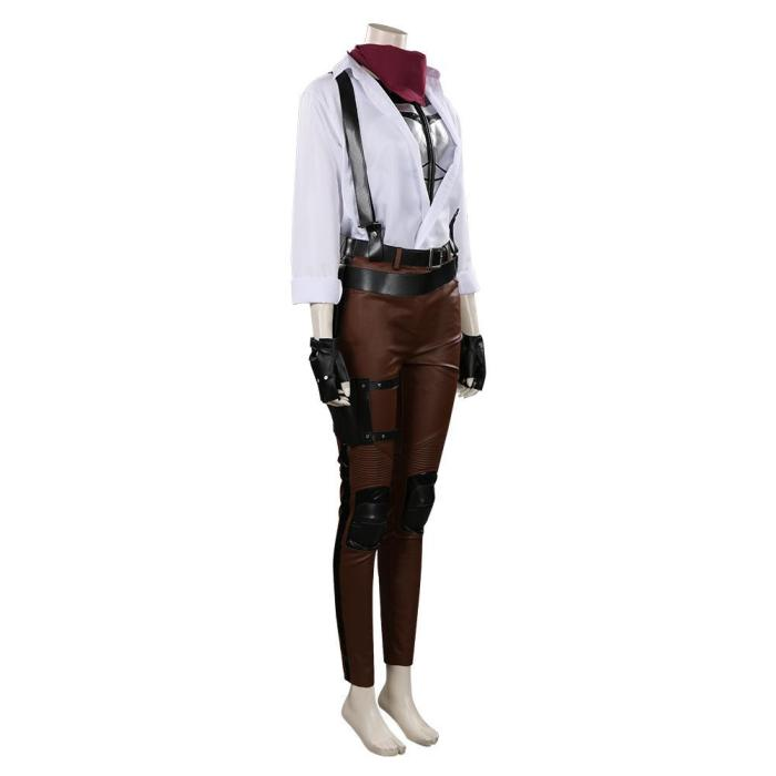Free Guy Milly Outfits Halloween Carnival Suit Cosplay Costume