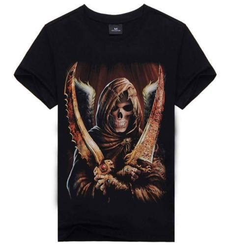 Skulls & Wolfs Collection T-Shirt V4