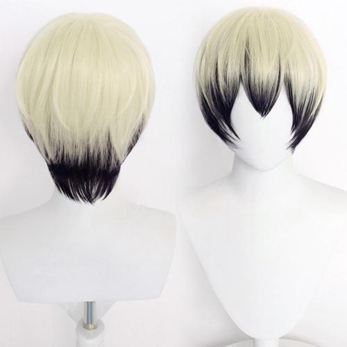 Jujutsu Kaisen Zenin Naoya Heat Resistant Synthetic Hair Carnival Halloween Party Props Cosplay Wig