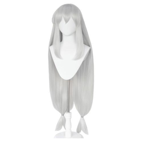 Arknights Skadi Heat Resistant Synthetic Hair Carnival Halloween Party Props Cosplay Wig