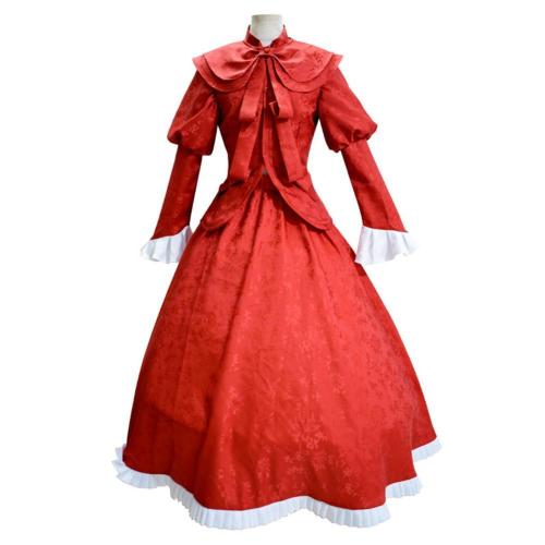 Anime Shadows House Emilico Halloween Carnival Suit Cosplay Costumes