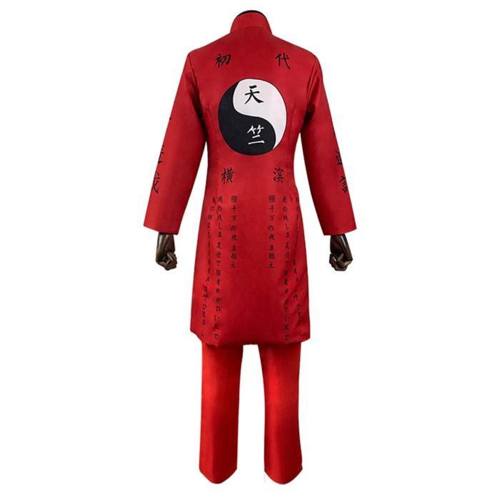 Tokyo Revengers Izana Kurokawa Outfits Halloween Carnival Suit Cosplay Costume