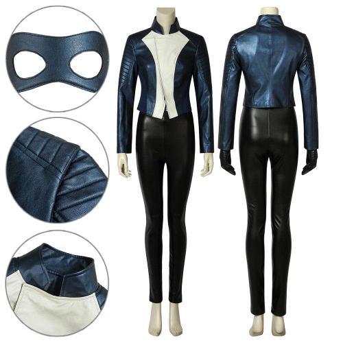 Iris West The Flash Season 5 Cosplay Costume