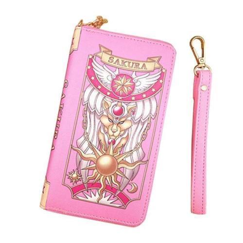 Magical Sakura Wallet
