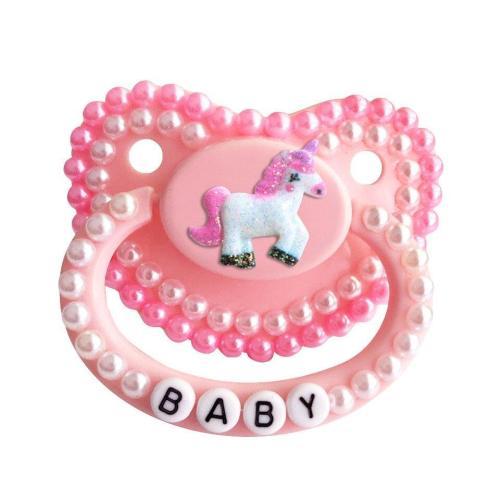 Rainbow Baby Deco Pacifier