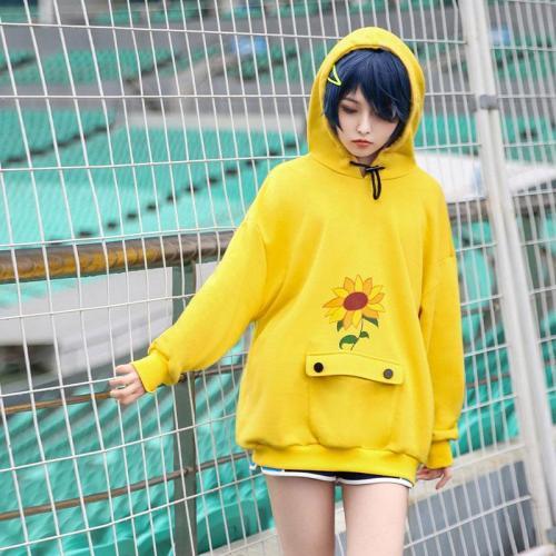 Wonder Egg Priority Ooto Ai Cosplay Costume