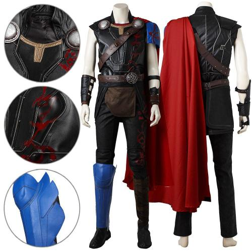 Thor Thor: Ragnarok Cosplay Costume