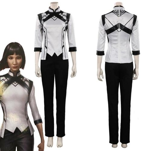 Anime Shang-Chi And The Legend Of The Ten Rings-Xialing Outfits Halloween Carnival Suit Cosplay Costume