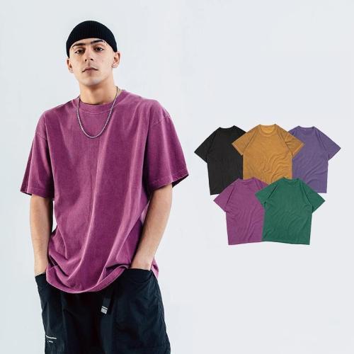Mens Half Sleeve Loose Casual Shirts