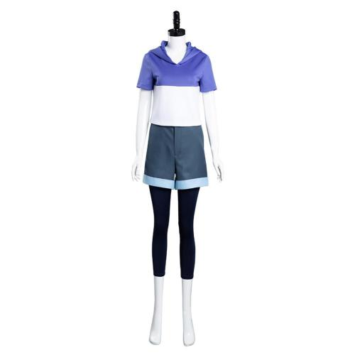 The Owl House Luz Noceda Outfits Halloween Carnival Suit Cosplay Costume