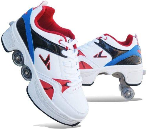 Wheel Skates Roller Shoes