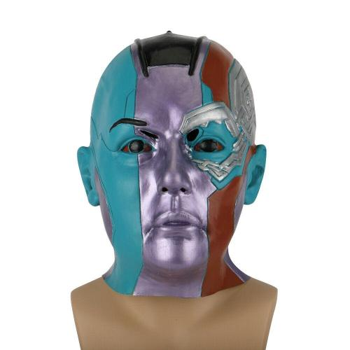 Avengers Endgame Nebula Mask Cosplay Superhero Woman Full Head Mask Halloween Props